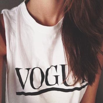 Vogue on Wanelo