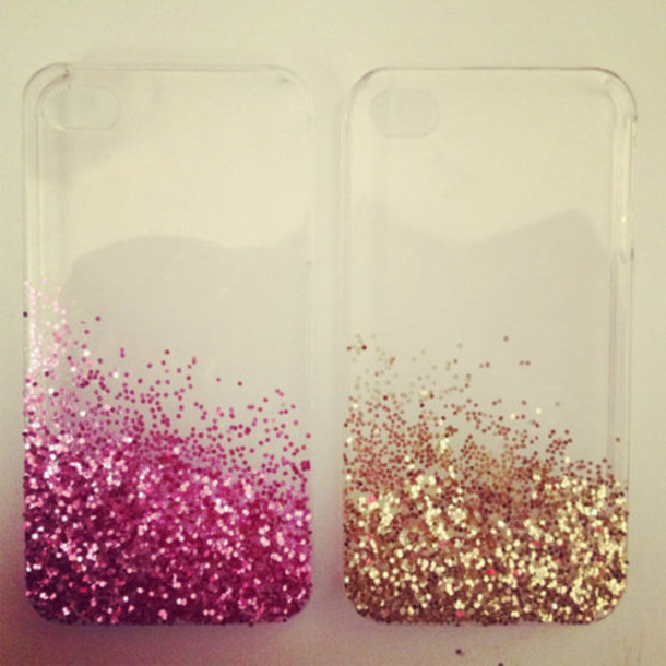 new style cfda3 10994 Glitter IPhone 4 Case by Kkaitlynp on Etsy