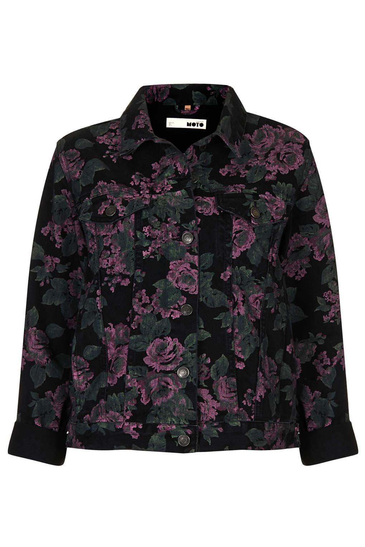 MOTO Floral Western Jacket