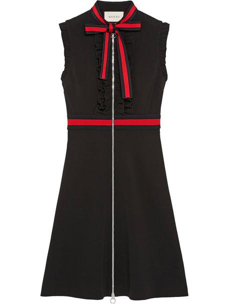 dress jersey dress women spandex black
