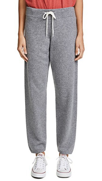 Monrow sweatpants dark pants