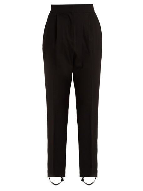 Tibi black pants