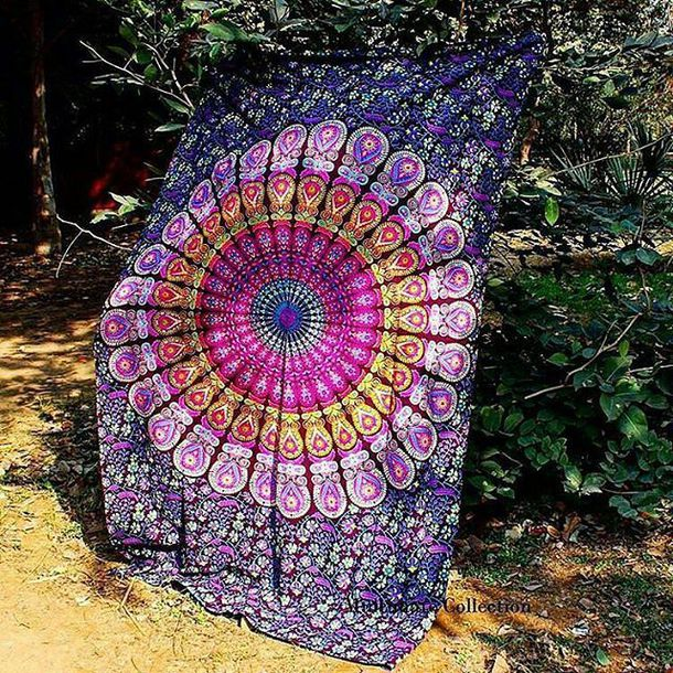 home accessory multimatecollection indian tapestries mandala wall hanging round mandala tapestries peacock tapestry\ wall decor tapestries