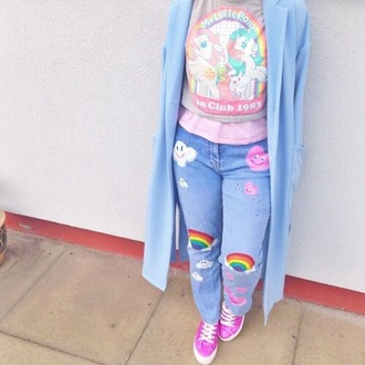 shirt kawaii style fashion
