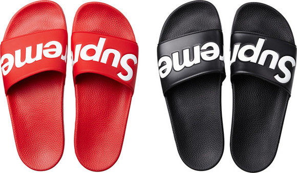 supreme shoes bathing traipse
