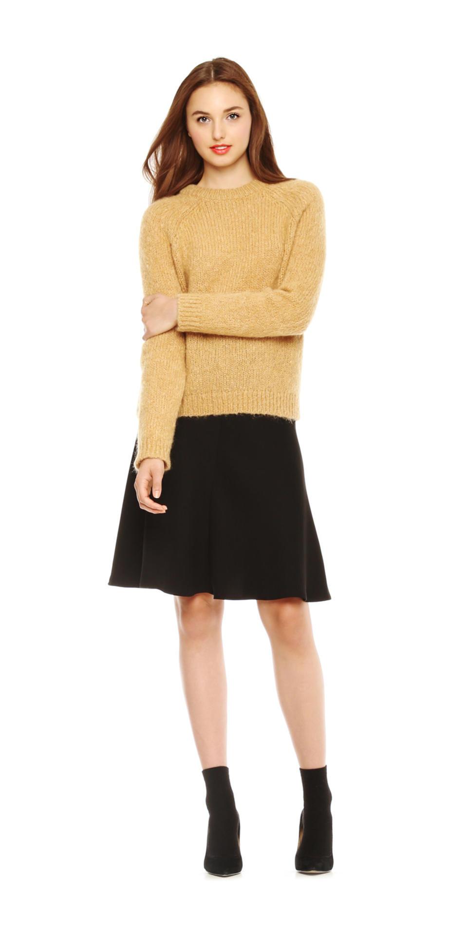 Joe Fresh Crew Neck Mohair Sweater