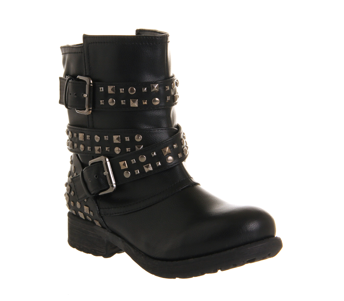 Cool Womens Studded Concealed Wedge Trainers Sneakers High Tops Ankle Boots Shoes | EBay