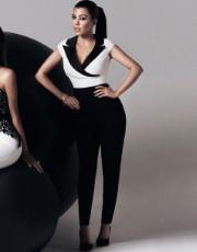 Kardashian Tuxedo Jumpsuit - Lipsy