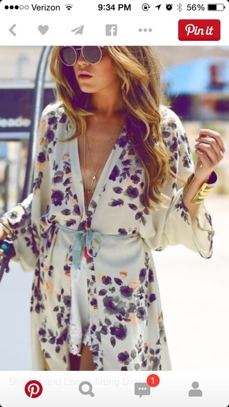 dress loose fit floral shirt