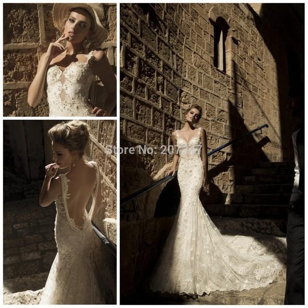 mermaid wedding dress dress