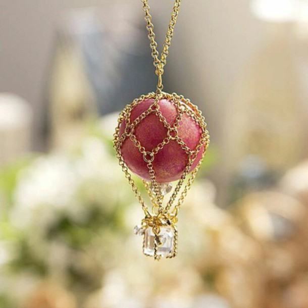 jewels pink gold