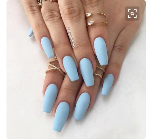Nail Polish For Baby: Nail Polish, Baby Blue, Nails, Rings And Tings, Jewels