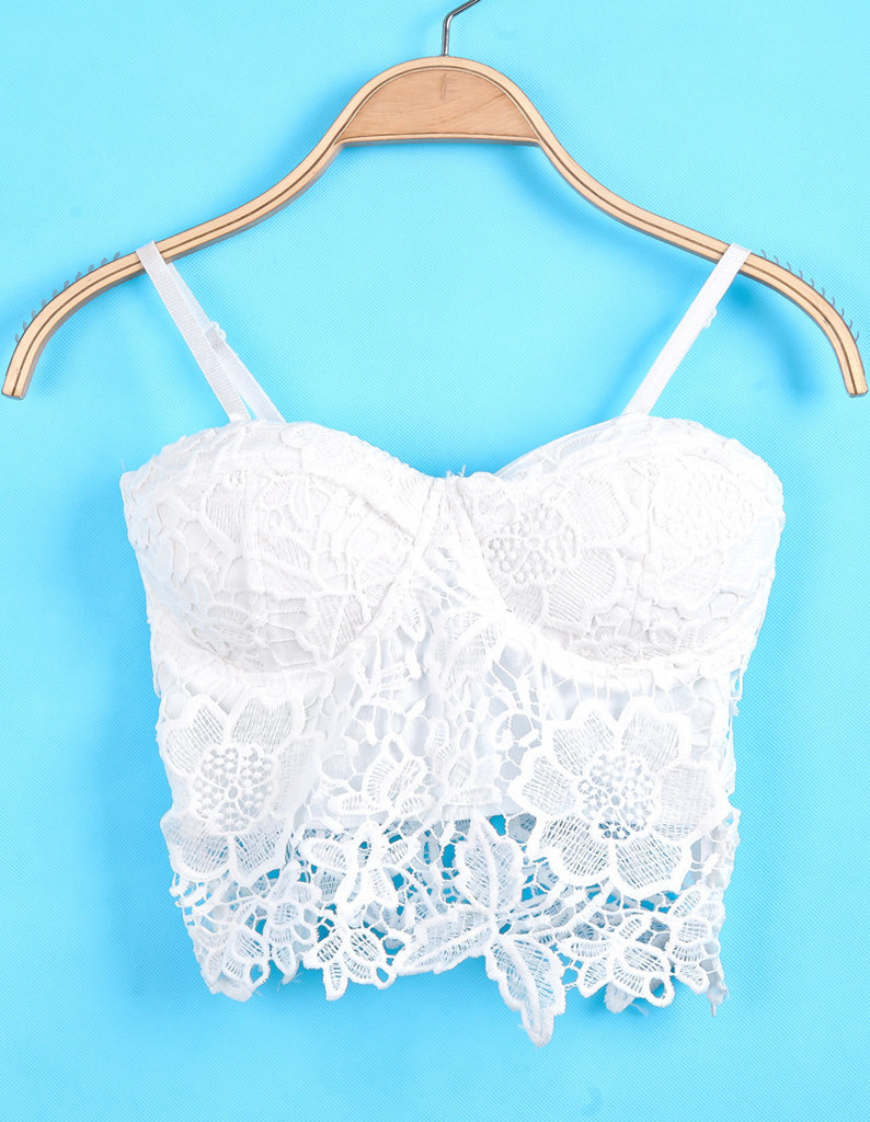 Kady Crochet Bustier – Outfit Made
