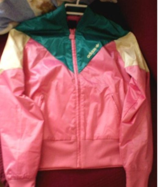 jacket retro adidas jacket vintage adidas adidas originals adidas windbreaker wind jacket