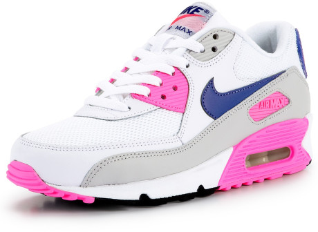Nike Air Max 90 Pink And White