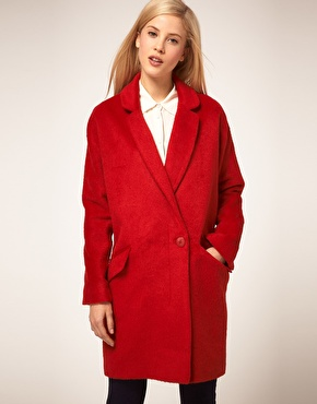 ASOS | ASOS Oversized Boyfriend Coat at ASOS