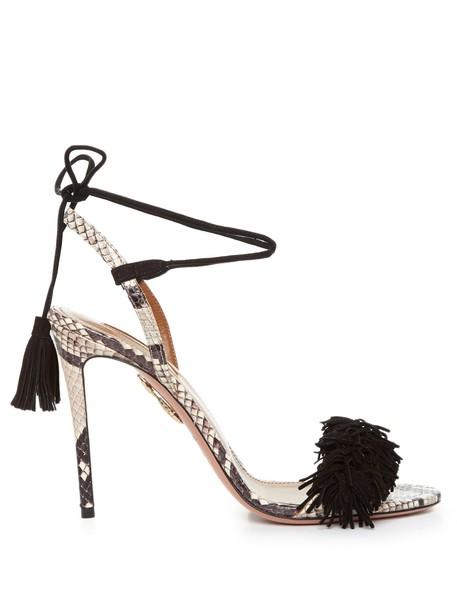 Aquazzura sandals shoes