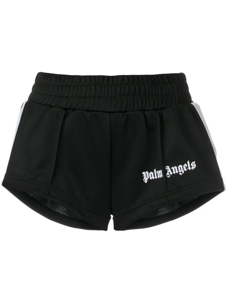 Palm Angels shorts women black