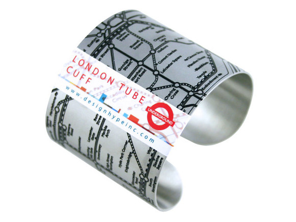 cuff bracelet jewels london tube cuff designhype