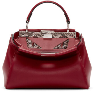 mini bag red