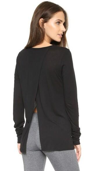 top back classic black
