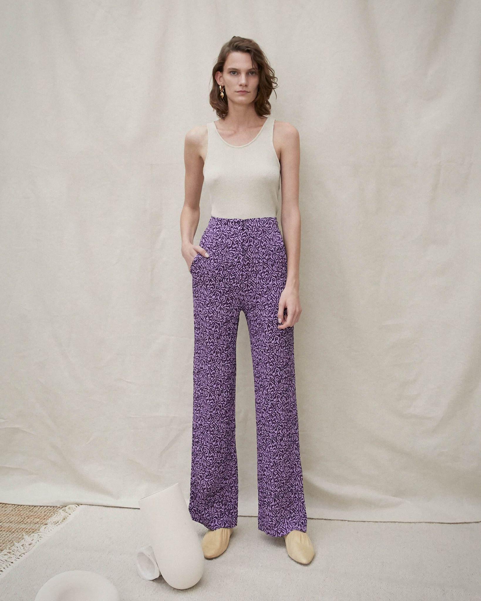 KISA - Maxi pants