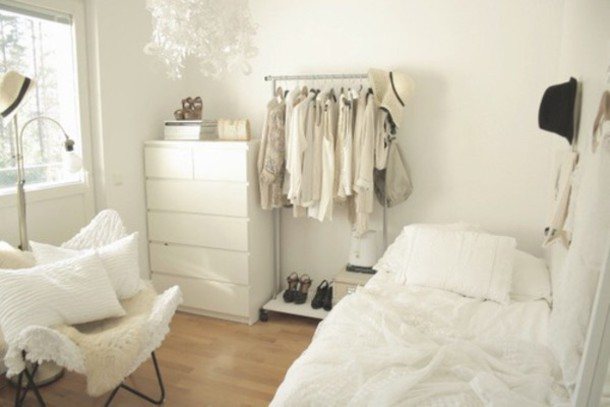 home accessory tumblr bedroom bedroom all white everything dorm