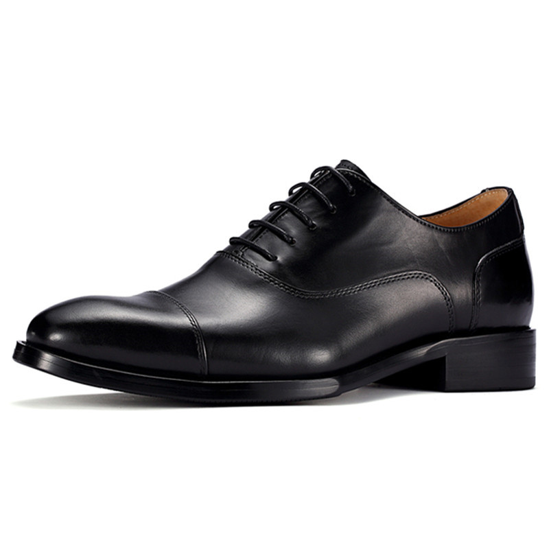US $118.85 10% OFF Aliexpress.com : Buy New Make Men Taller Handmade Cow Leather Elevator Oxford Formal Dress Shoes Height Increasing 6CM For Wedding Party from Reliable Formal Shoes suppliers on Height Increasing Elevator Shoe Store