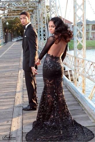 dress black dress black prom