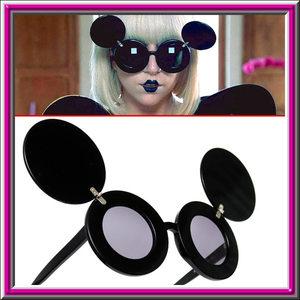 "Jeremy scott linda farrow lady gaga ""mickey mouse"" sunglasses"