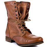 Troopa - Tan Leather, Steve Madden, 99.99, FREE 2nd Day Shipping!