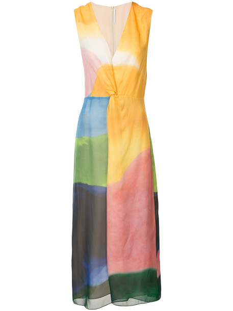 Rosetta Getty dress women silk