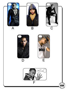 Chris Brown Hard Back Cover Case for iPhone 4 4S 5 5S iPod Touch 5th | eBay