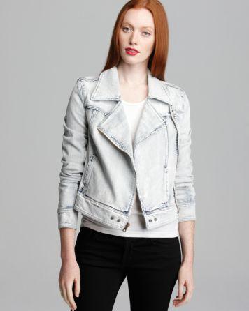 Paige Denim Jacket - Brooklyn Denim | Bloomingdale's