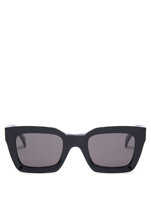 13e519d466 Kate rectangle-frame acetate sunglasses