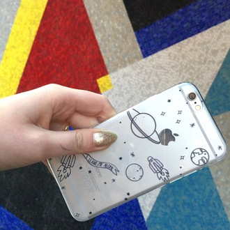 phone cover yeah bunny moon stars space alone earth iphone cover iphone case iphone space rocket
