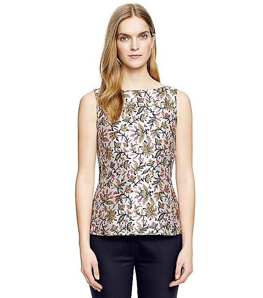 Tory Burch Evelyn Top  : Women's Tops | Tory Burch