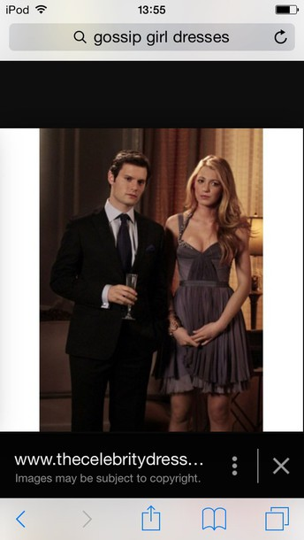 dress gossip girl dress serena van der woodsen short dress season 4