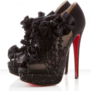 Christian Louboutin Margot 150mm Booties Black On Sale