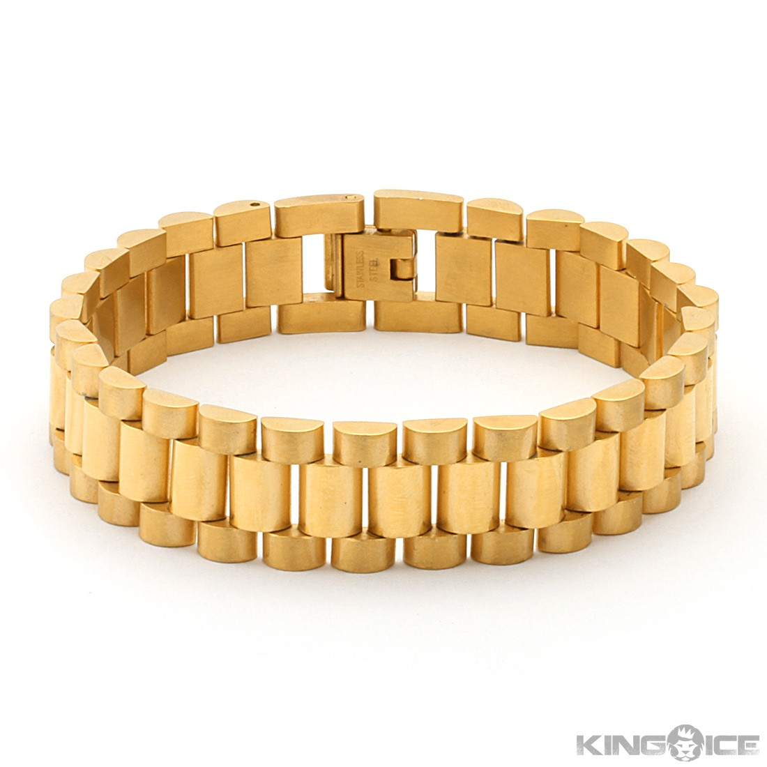Gold Rolex Watch Steel Bracelet | Rolex Jewelry | Urban Style Rolex Bracelet