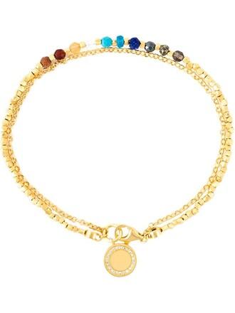 rainbow metallic jewels