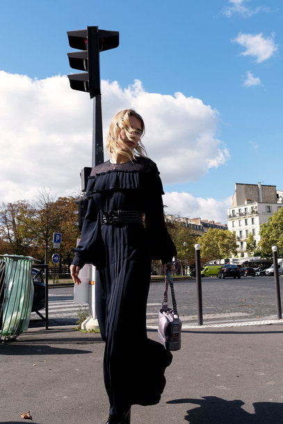 always judging blogger bag shoes jewels dress maxi dress