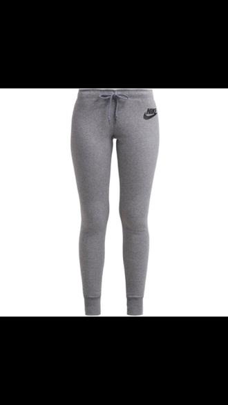 jumpsuit grey joggers nike