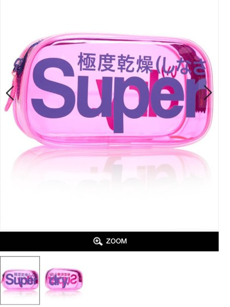 bag superdry pencilcase pencil case superdry amazon pink pencilcase superdry bag