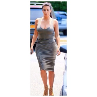 kim kardashian long dress beautiful bags beautiful green pretty kardashians grey dress kim kardashian dress
