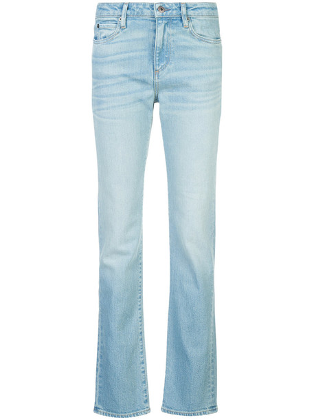 Simon Miller jeans women cotton blue