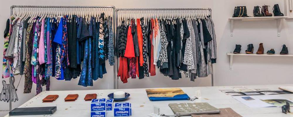 Shoptiques — Polka Dot Skirt