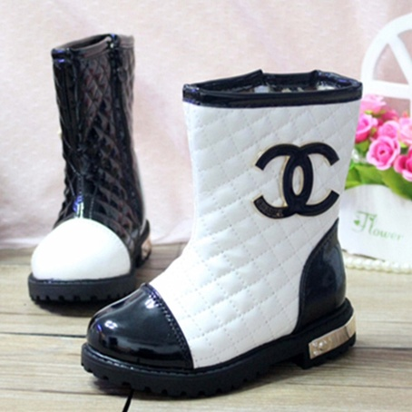 Chanel boot