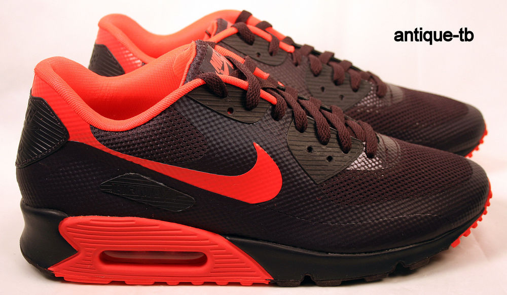 best service a5795 14d27 NIKE AIR MAX 90 HYPERFUSE PREMIUM MENS 9.5 NEW 454446 ...