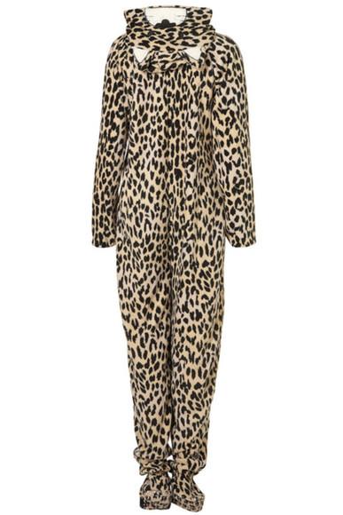 print jumpsuit onesie